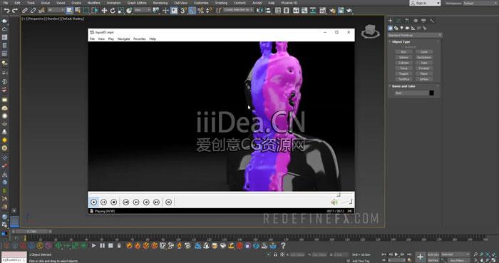 tyflow tutorial 03 007 - tyFlow视频教程 – 55集影视粒子特效案例制作合集第三卷