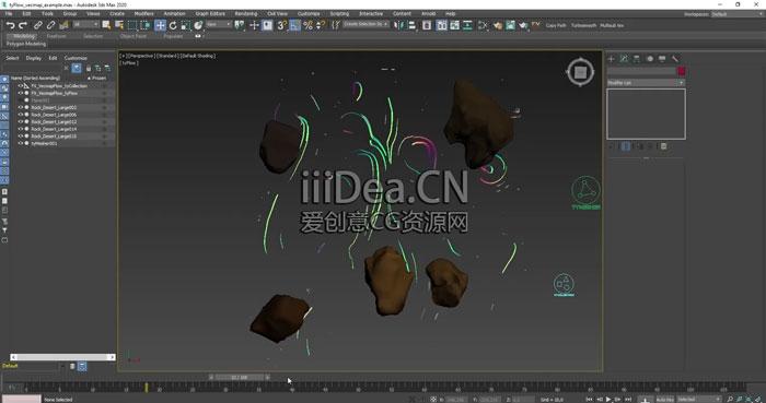 tyflow tutorial 03 008 - tyFlow视频教程 – 55集影视粒子特效案例制作合集第三卷